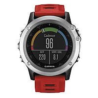 Умные часы Garmin Fenix 3 Silver Performer Bundle