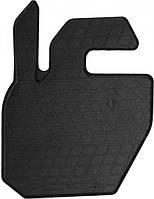 Резиновый водительский коврик для Volvo XC60 I 2008-2017 (STINGRAY)