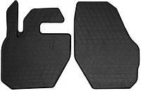 Резиновые передние коврики для Volvo XC60 I 2008-2017 (STINGRAY)