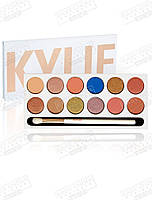 Тени Kylie The Royal Peach Palette, фото 1