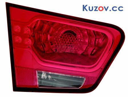 Фонарь задний Kia Cerato седан 09-13 левый (Depo) 924031M000 924031M000