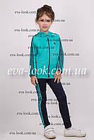 """Детский  спортивный костюм """" Adidas """" с лосинами"""