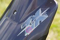 Скутер Хонда Дио 28ZX (серый)