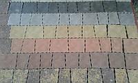 """Тротуарна плитка """"Креатив"""" 50 мм. чорний"""