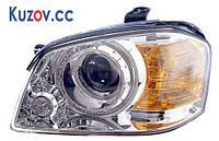 Фара передняя для Kia Magentis '03-06 левая (DEPO) электрич. 223-1151LMLDEMY