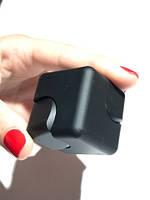Спиннер (spinner)  Куб  Черный