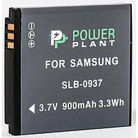 Аккумулятор к фото/видео PowerPlant Samsung SLB-0937 (DV00DV1210)