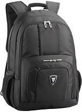 """Рюкзак с отделением для ноутбука 17"""" Sumdex  PON-377BK черный"""