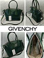 Женская кожаная мини сумка GIVENCHY. Материал: эко кожа. Размер 36х25