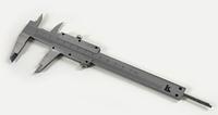 Штангенциркуль ШЦ-I 0-250 0.1 Griff