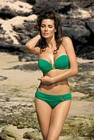 Очаровательный женский купальник Salma от TM Marko (Польша) Цвет зеленый