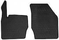 Резиновые передние коврики для Volvo XC90  I 2002-2014 (STINGRAY)