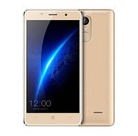 #141786 - Смартфон Bravis A504 Trace Gold, 2 MiniSim, сенсорный емкостный 5' (1280x720 ) IPS, MediaTek MT6580 Quad Core 1.3GHz, RAM 1Gb, ROM 8Gb,