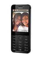 #127280 - Мобильный телефон Nokia 230 Black, 2 Sim, 2.8' (320x240) TFT, 16Mb, microSD (max 32Gb), 2 Cam (2Mp + 2Mp), BT, FM, MP3, Li-Ion 1200mAh