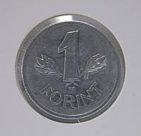 Монета Венгрии 1 форинтов 1989 г.