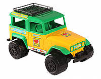 Игрушечная машинка авто-джип Тигрес 4820159390083