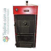 Чугунный твердотопливный котел «Roda» Brenner Classic BC-03 на 3 секции (15 кВт)