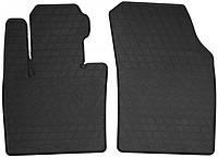 Резиновые передние коврики для Volvo XC90  II 2015- (STINGRAY)