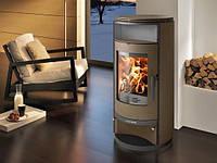 Отопительная печь - Каминофен Haas+Sohn Husum коричневая., фото 1