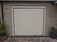 Ворота гаражные секционные АЛЮТЕХ (Alutech)  Тренд (Trend)   4х1,75 м