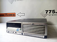 Компьютер HP 7700 (SFF),Intel Dual-Core E6300(2 ядра)/ RAM 2ГБ, HDD 80ГБ, фото 1