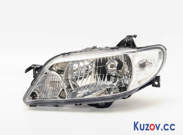 Фара Mazda 323 F/S 01-03 левая (Depo) электрич. 216-1144L-LD-EM BL4D510K0D, фото 2