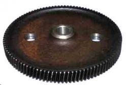 Вал-шестерня к редукторам (механизмам) поворота автокранов, фото 3