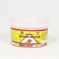 Шпаклевка для дерева ирком-колор шпатлевка ир-23 (ясень) (0,35кг)
