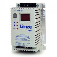 Преобразователь частоты Lenze 0,25 кВт 240В (однофазное питание)