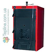 Твердотопливный чугунный котел «Roda» Brenner Max BM-04 на 4 секции (38 кВт)