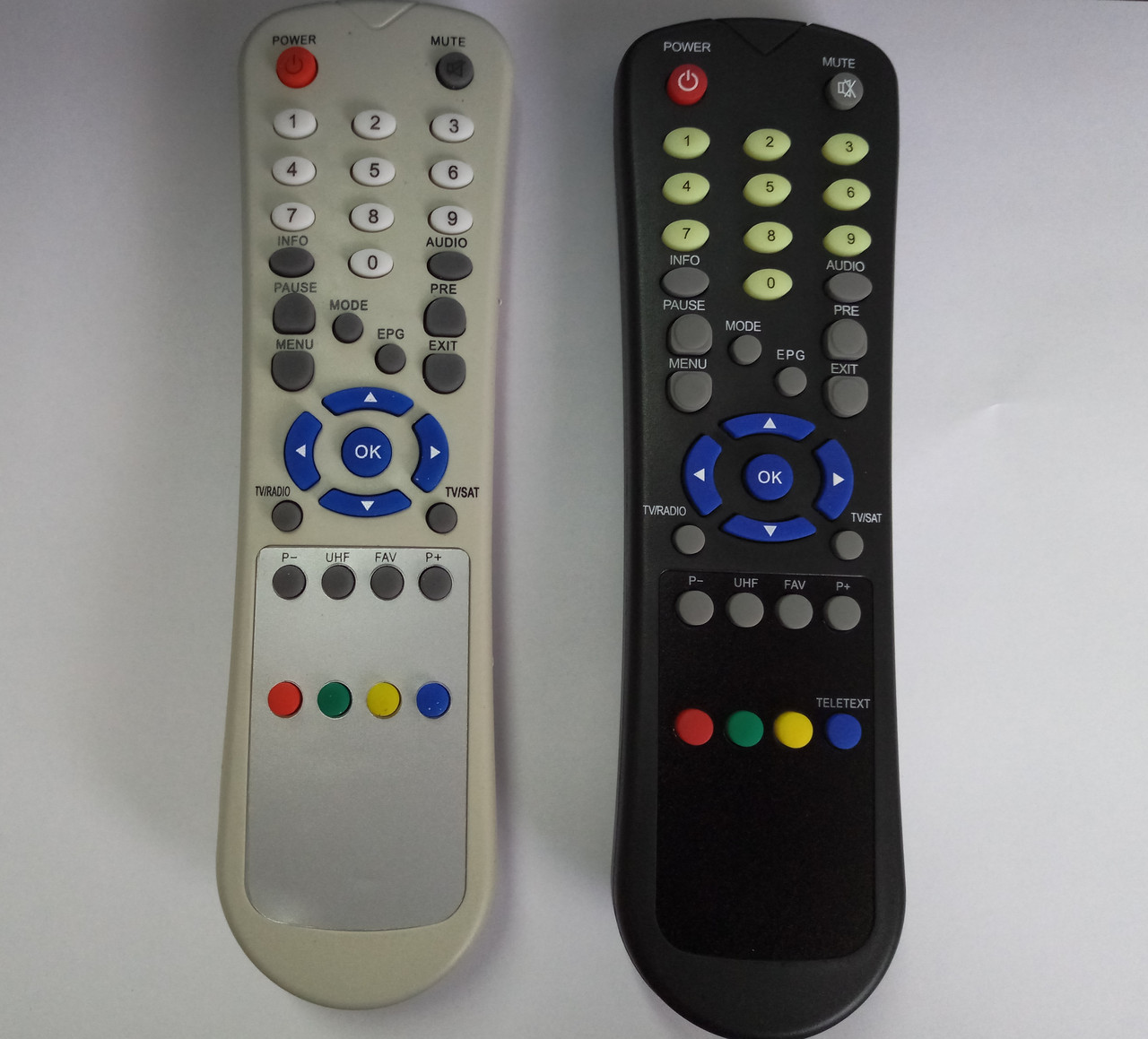 Пульт ДУ для Globo 6000 Startrack 550D