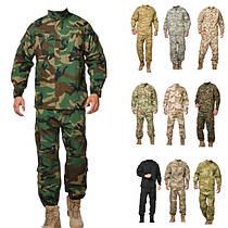 Военная одежда, бронежилеты и головные уборы