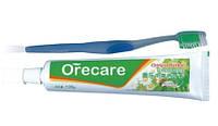 """Зубная паста Тяньши """"Освежающая мята"""" Зубная паста Тяньши """"ORECARE"""" (135 грм., зубная щетка в комплекте)."""