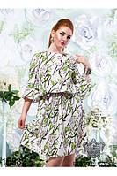 Легкое женское  платье  (48-54), доставка по Украине