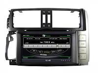 Штатная магнитола для Toyota Land Cruiser Prado 150 (2009-2013 Комплектация Comfort) - EasyGo S114
