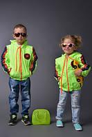 Курточка  детская  девочка +мальчик
