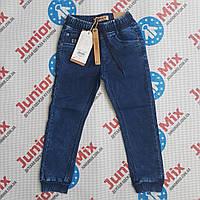 Детские джинсы для мальчика на манжете GRACE, фото 1