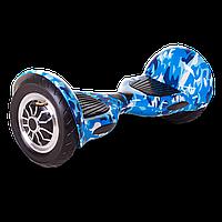 Гироборд Smart Balance U8 - 10 (Blue Camo), фото 1