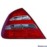Фонарь задний для Mercedes W211 '02-06 Е-Class левый (DEPO) Classic/Elegance 2118200364
