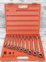 Набор трещоточных ключей JTC 3028 10 шт
