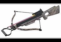 Арбалет Man Kung -150A3TC, винтовочной компоновки, рекурсивные съемные плечи, автоматический предохранитель.