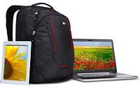 Городской рюкзак с отделением для ноутбука CASE LOGIC BPEB115 (Black)