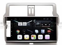 Штатная магнитола для Toyota Land Cruiser Prado 150 (2014-2016) - AudioSources D90-2692 Android 4.4.4