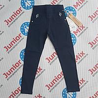 Детские котоновые брюки для девочек GRACE, фото 1