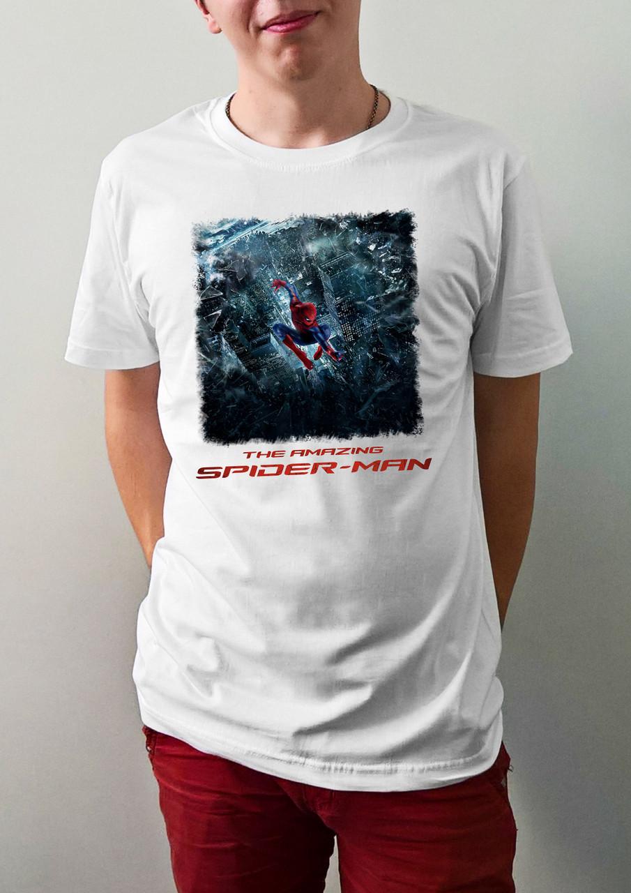 """Мужская футболка """"Amaizing spiderman"""""""
