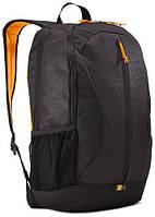 Городской рюкзак с отделением для ноутбука CASE LOGIC IBIR115K (Black)