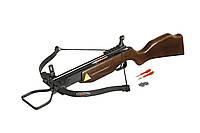 Арбалет TDR-2012 M для развлекательной стрельбы и комплектации тиров.