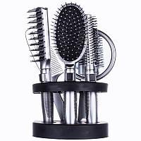 Набор расчесок для волос Bo Hua Salon №W-14, 5шт