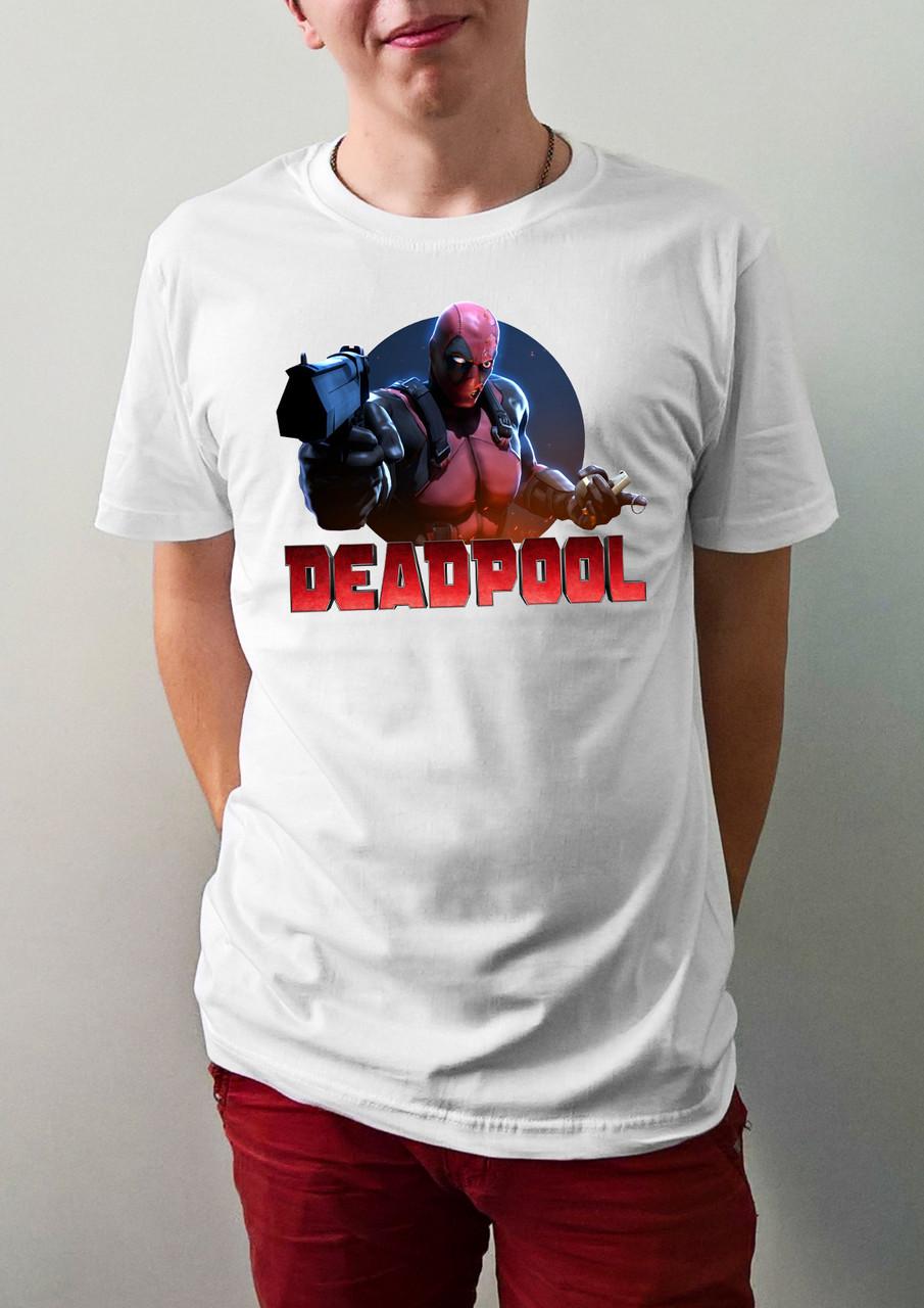 "Мужская футболка ""Deadpool"""