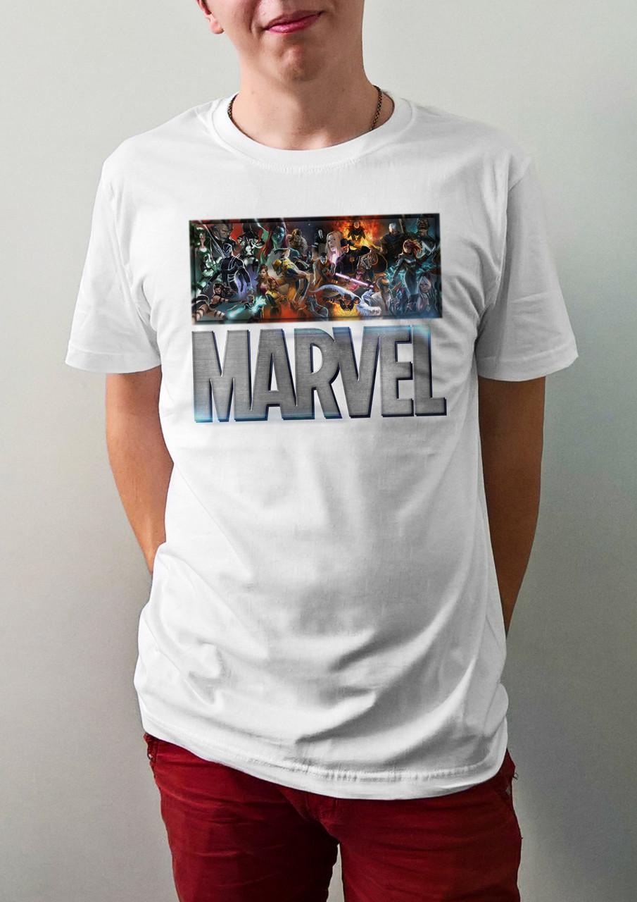 """Мужская футболка """"Marvel"""""""